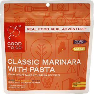 Good To-Go Marinara with Penne Entree - 2 Servings