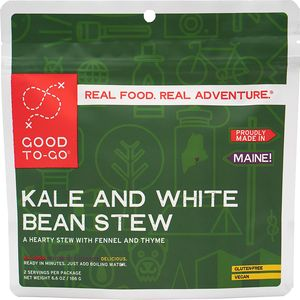 Good To-Go Kale and White Bean Stew Entree - 2 Servings
