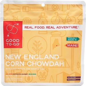 Good To-Go New England Corn Chowder Entree - 2 Servings