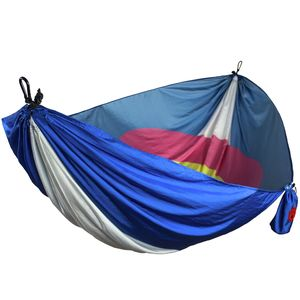 Grand Trunk Grand Trunk Flag Series Single Hammock