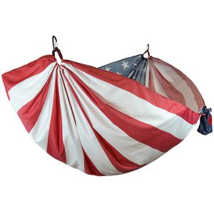 Grand Trunk Flag Series Single Hammock