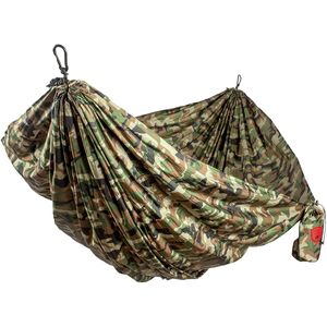 Grand Trunk Printed Double Parachute Hammock