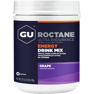 GU Roctane Energy Drink - 12 Serving Canister