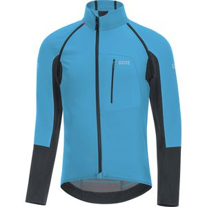 Gore Wear C7 Gore Windstopper Pro Zip-Off Jersey - Men's