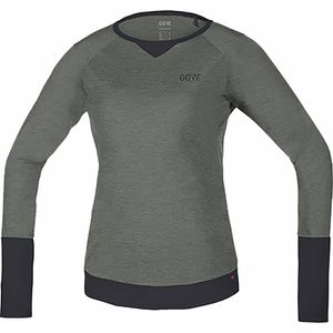 Gore Wear C5 Trail Long Sleeve Jersey - Women's