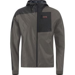 Gore Wear R7 Gore-Tex Shakedry Hooded Jacket - Men's