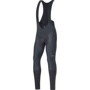 Gore Wear C7 Gore Windstopper Pro Bib Tights+ - Men's