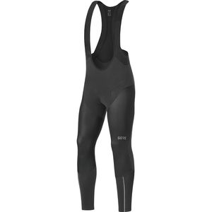 Gore Wear C7 Partial Gore Windstopper Pro Bib Tights+ - Men's