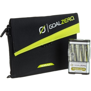 Goal Zero Guide 10 Plus Recharging Kit Compare Price