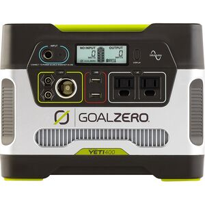 Goal Zero Yeti 400 Solar Generator Top Reviews