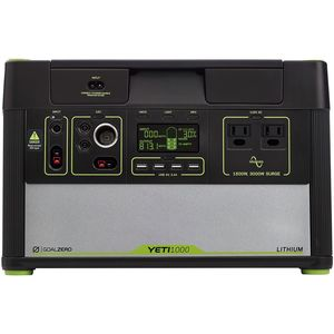 Goal Zero YETI 1000 LITHIUM POWER STATION