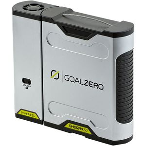 Goal Zero Sherpa 50+ Inverter without Solar Panel