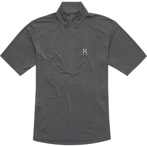 Haglofs Ridge II 1/2-Zip Shirt - Short-Sleeve - Men's