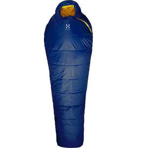 Haglöfs Tarius -18C Sleeping Bag: 0 Degree Synthetic