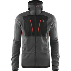 Haglofs Serac Hooded Fleece Jacket - Men's