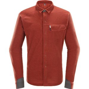 Haglofs Tajga Long-Sleeve Flannel Shirt - Men's