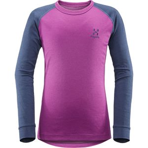 Haglofs Actives Blend Roundneck Baselayer Top - Girls'