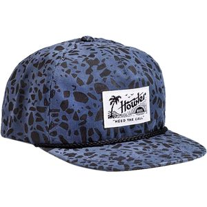 Howler Brothers Paradise Snapback Hat