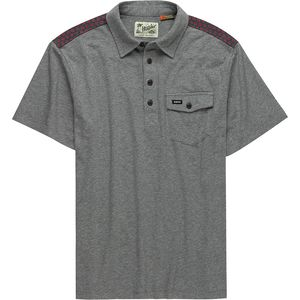 Howler Brothers Ranchero Polo Shirt - Men's