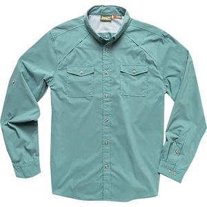 Howler Brothers Firstlight Tech Button-Down Shirt - Men's