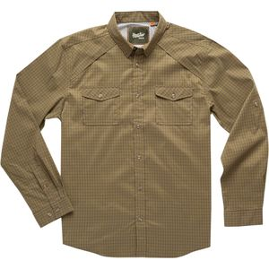 Howler Brothers Firstlight Tech Button-Up Shirt - Men's