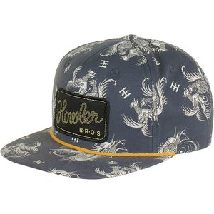 Howler Brothers Tie Down Snapback Hat - Men's