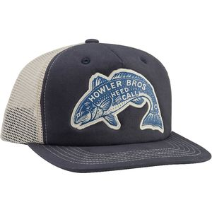 Howler Brothers Redfish Snapback Hat - Men's
