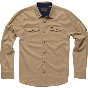 Howler Brothers Stockman Stretch Snap Shirt - Men's