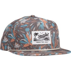 Howler Brothers Gallos Galore Unstructured Snapback Hat