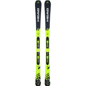 Head Skis USA V-Shape V8 Ski with PRD 12 GW Binding