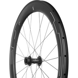 HED Jet 6 Plus Black Disc Brake Wheelset - Clincher