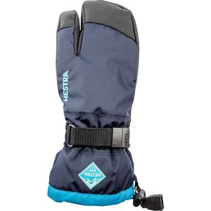 Hestra Gauntlet Czone Junior 3-Finger Glove - Kids'