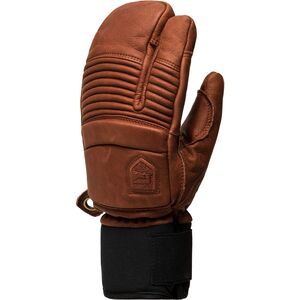 Hestra Leather Fall Line 3-Finger Glove - Men's