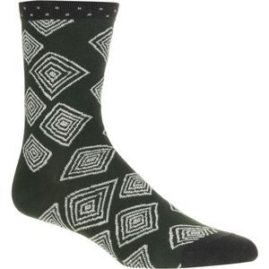 Hansel From Basel Woody Crew Socks - Women's