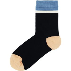 Hansel From Basel Toe Stripe Crew Socks - Women's