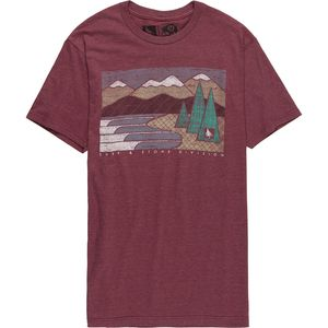 Hippy Tree Lakeside T-Shirt - Men's
