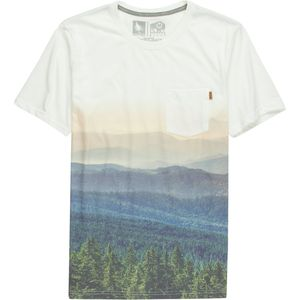 Hippy Tree Hillside T-Shirt - Men's
