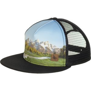 Hippy Tree Range Trucker Hat