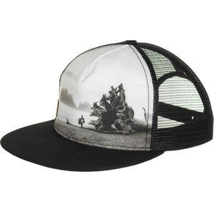 Hippy Tree Wander Trucker Hat