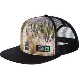Hippy Tree Vagabond Trucker Hat