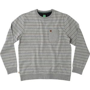 Hippy Tree Costa Crewneck Sweatshirt - Men's