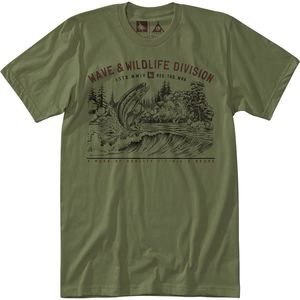 Hippy Tree Bait T-Shirt - Men's