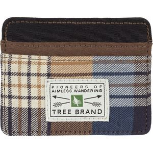 Hippy Tree Bunker Wallet