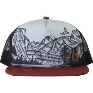 Hippy Tree Yosemite Trucker Hat