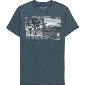 Hippy Tree Walkabout T-Shirt - Men's