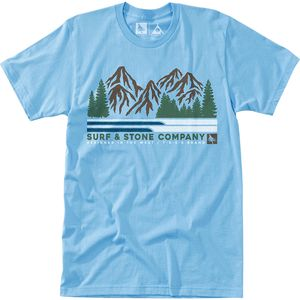 Hippy Tree Woodsman T-Shirt - Men's