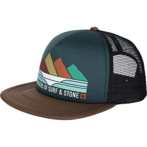 Hippy Tree Ridgeline Trucker Hat