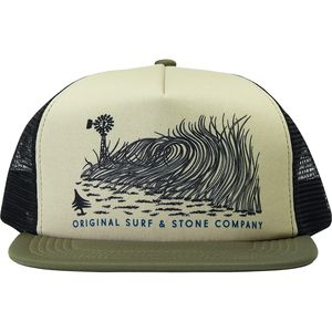 Hippy Tree Windmill Trucker Hat