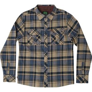 Hippy Tree Canyon Flannel - Men's