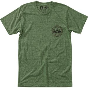 Hippy Tree Village T-Shirt - Men's